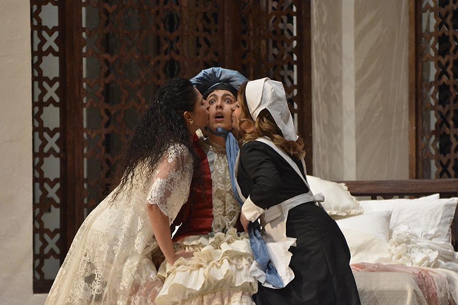 Las bodas de Fígaro - Ópera de Bellas Artes