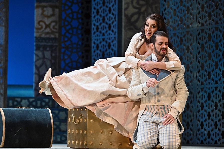 La italiana en argel, gran teatre del liceu © A-Bofill