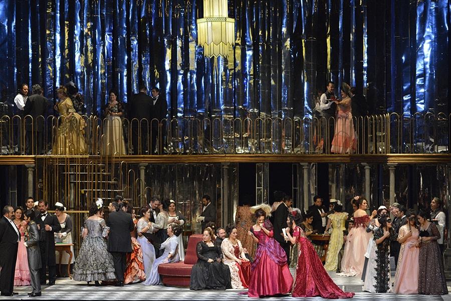El murcielago - Ópera de Bellas Artes