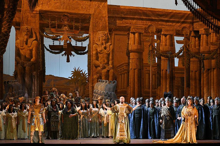 Aida, Gran Teatre del Liceu © A. Bofill