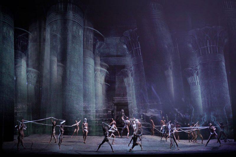 Aida © Javier del Real | Teatro Real