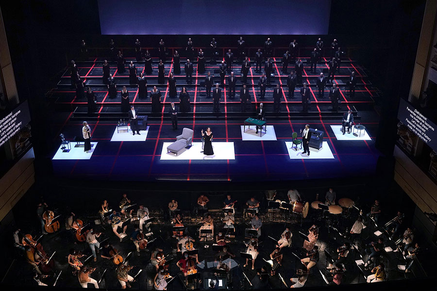 Traviata-Teatro-Real © Javier del Real